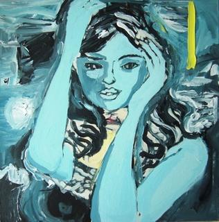 Blue Angel by Joanna Ewa Glazer
