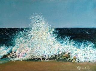 La ola by Anastasia Woron