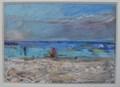 Port Sea Beach by Anthony Eyton