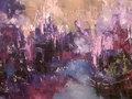 Liquid cities by Lidia Solanot