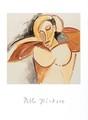 La Demoiselle d'Avignon by Pablo Picasso