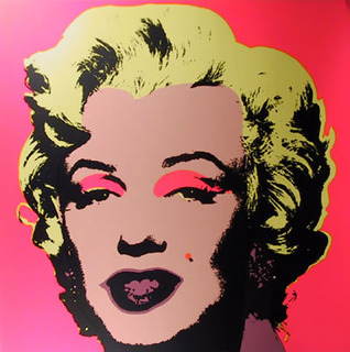 Marilyn VII by Andy Warhol