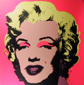 Marilyn VII by Andy Warhol