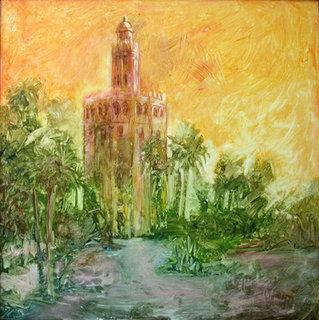 Torre del oro by Pedro Roque Hidalgo
