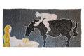 Eva e il cavallo by Stefano Bianco