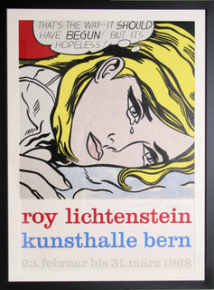 Kunshtalle Bern de Roy Lichtenstein