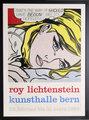 Kunshtalle Bern by Roy Lichtenstein