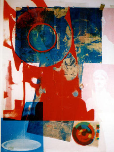 Quarry Original Art By Robert Rauschenberg Picassomio