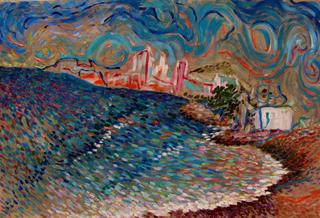 The Ocean by Inga Erina