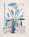 Le Bouquet by Picasso Estate Collection