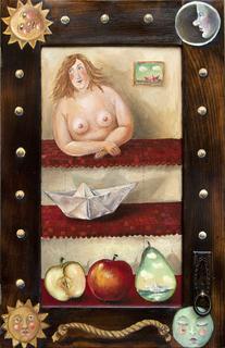 cabinet by Mariela Dimitrova MARA