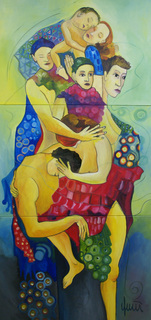 Belief-Love-Hope by Nicola Quici