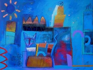 Buscando postes by Jaime Lupercio