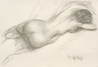 Nude (04) by U Lun Gywe