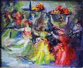 Dance by Ana Gelashvili