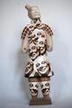 Terracotta Warrior - Chris Pattern by Liu Fenghua & Liu Yong