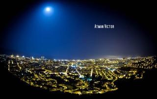 Santa Cruz Tenerife city (night view) by Atman Victor