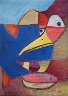 Fisherbird by Scott Andrew Spencer
