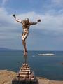 DALI SCULPTURE SAINT JOHN OF  THE CROSS by Salvador Dalí