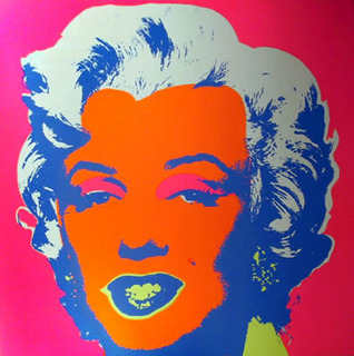 Marilyn III by Andy Warhol