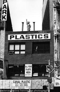 Plastic Liberty by Helena Cristina Henriques