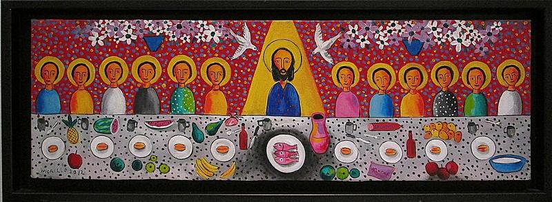 Jos 233 Morillo Artist Portfolio Picassomio