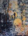 Abstract series 09-8 by Rosario de Mattos
