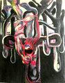 crucifayed by Rufino De Mingo