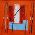 Orange 2 by Mark Fearn