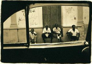 Waiting, Cuba by Tatiana