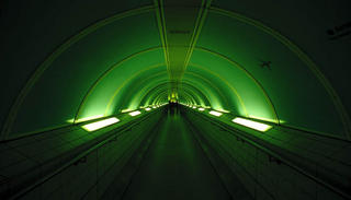Bank Tube St by Peter Muller