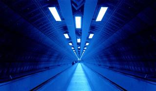 Waterloo Tube Conveyers by Peter Muller