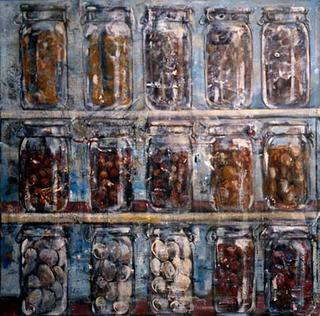Storage Jars by Kim Thrower