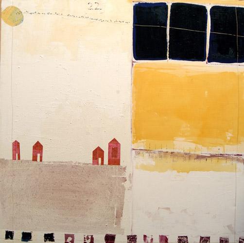 Façana de 3x3 amb Cases by María Fabre Gras