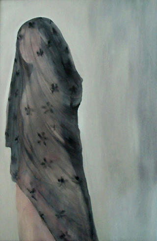 Veiled Woman by Sophie McKay-Knight