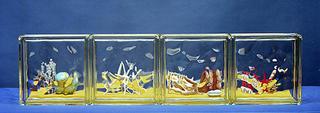 Aquarium II by José Luis Sanz