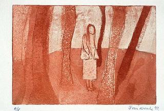 Pippa in the Woods by Jan Neale