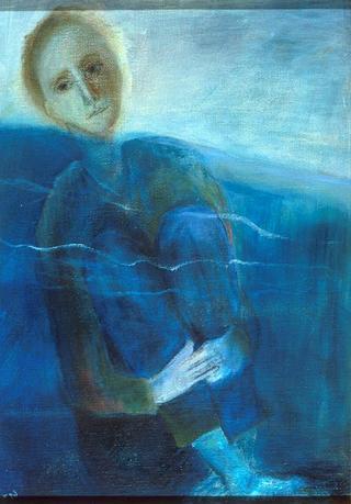 Boy in the Sea by Jan Neale