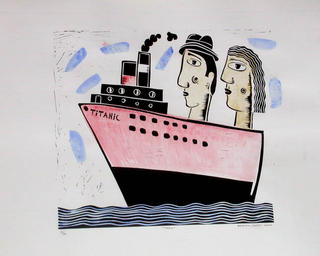 Titanic by Antonio Santos