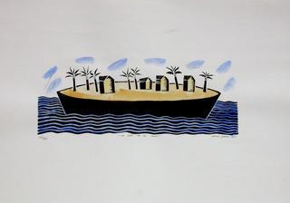 Ship of Fools by Antonio Santos
