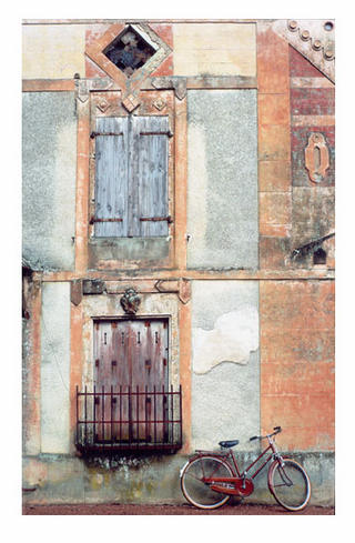 La Vieille Façade by Arnaud Cure