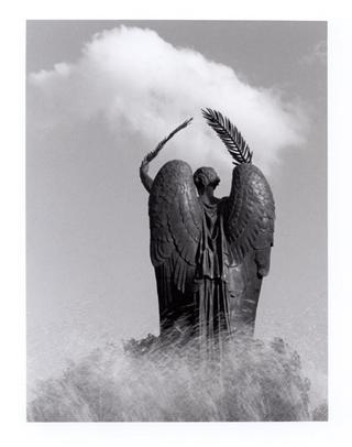 Peace Angel by Ahmed Sirry