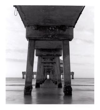 Pier, Jan 1st, 1999 by Ahmed Sirry