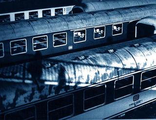 Trains by Robert A. Schaefer, Jr.