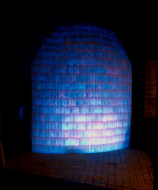 Light Sculpture Seven by Ronald Moll