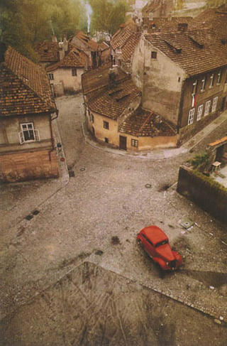 Prague, 1967 by Franco Fontana