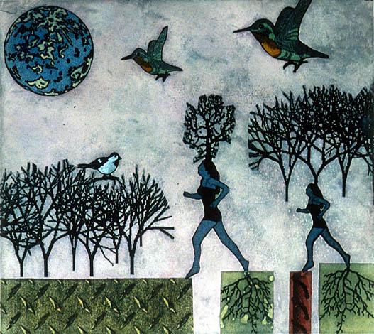 Arbor Philosophica by Susan Mackin Dolan
