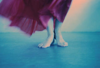 Dancing Feet by Bettina Salomon