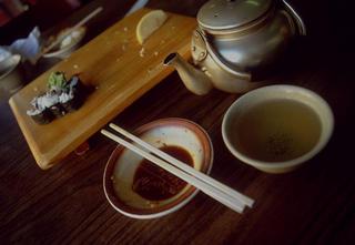 No Name Sushi by Bettina Salomon
