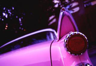 Pink Cadillac by Bettina Salomon